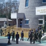 Besucherzentrum der Joint Security Area in Panmunjeom
