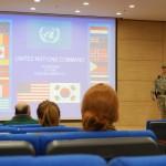 Die Einführung in die Geschichte der entmilitarisierten Zone